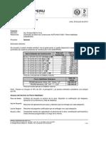 COTIZACION N° SP-CC-FH-0377-13