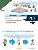 Exposic- Fideicomiso de Titulacion