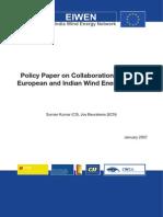 CII - EU India Wind Energy Network Policy Report