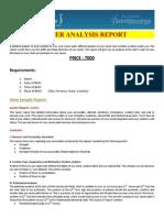 Career Analysis