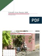 Kalendar 2009 Vrtni Patuljci