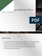 Estenosis Hipertrófica de Píloro y Resección Intestinal