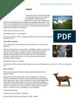 Agro.afacereamea.ro-principalele Rase de Capre