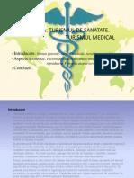 Turismul Medical,Conferinta