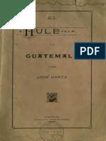 Horta - El Hule en Guatemala