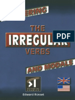 E. Rosset. Mastering the Irregular Verbs and Modals