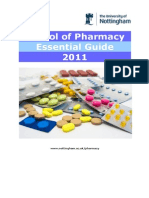 A Zguide to the School of Pharmacy2011