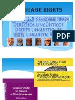 Language Rights