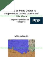 Impacto Do Plano Diretor Na Subprefeitura Da Vila
