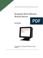 Keamanan Sistem Informasi Berbasis Internet