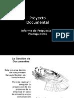 Presupuestos Gestion Documental