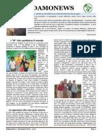 Sidamo News N° 23 - Dicembre 2013