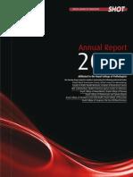 SHOT Report 2008