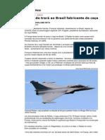 131210_Hollande trará ao Brasil fabricante de caça - 10_12_2013