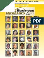 2010 Pittsburgh Black Directory