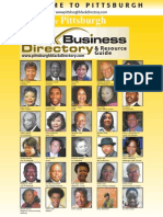 2010 Pittsburgh Black Directory