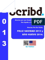 Scribd End-Year 2013.