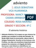 El Adviento Jesus Vila 14-12-13