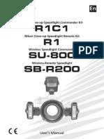 Nikon SU-800 Speedlight Commander
