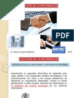 Auditoria de Informacion