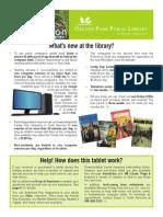 OPPL Newsletter Jan-April 2014
