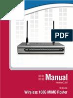 DI634M Manual 100