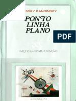 Wassily Kandinsky - Ponto, Linha, Plano (Edições 70, 1996)