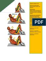 Abdominales Perfectos - Nivel 1 - P4P.pdf