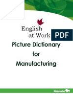 Manufacturing Picture Dictionary
