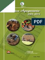 dinamicaagropecuaria2003-2012