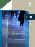 ASX Corporate Governance Principles