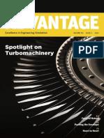 ANSYS Advantage  V7 I3 Turbomachinery