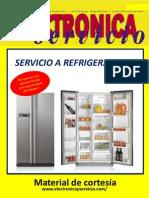 Servicio a Refrigeradores_descargable Eyser Diciembre 2013