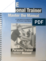 Personal trainer case studyc aerobic exercise weight training ace cpt review ch1 to ch9 ccuart Image collections