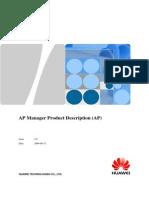 AP Manager V100R002 Product Description(AP)