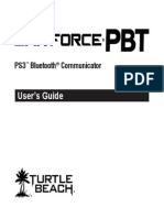 PBT User Guide