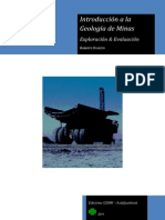 Libro Geologia Minas