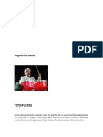 Biografia Tito Puente