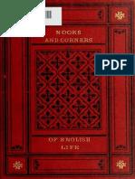 Nooks and Corners of English Life