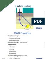 Schlumberger Basic MWD