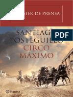 Circo Maximo-Santiago Posteguillo