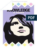 Knowledge is Power Booklet