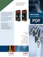 Triptico Cables Bujias Bosch