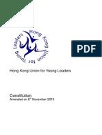 HKUYL Constitution