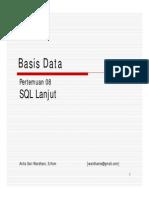 SQLLanjut (Data base).pdf
