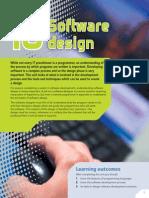 Unit 18 Software Design