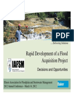 1A_Rapid Deployment of a Floood Acquisition Project
