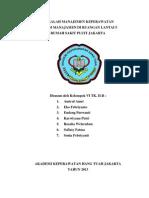 Makalah Manajemen Keperawatan PDF