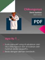 chikungunya TANTRI