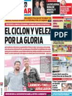 Tapa Diario Popular 15-12-2013